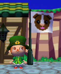 Isiston Angela (Animal Crossing: City Folk)