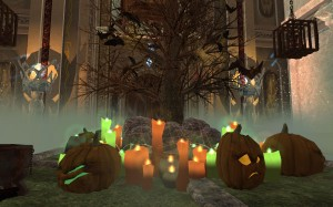 Guild Hall Decor: Nights of the Dead