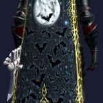 EQ2 Nights of the Dead '09: Ghoulish Night Cloak